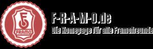 f-r-a-m-o.de - Die Homepage für alle Framofreunde