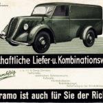 Framo Prospekt Deckblatt (Seite 1)